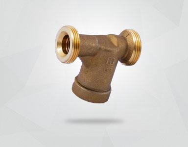 Odlew kokilowy mosiądz - Dempan