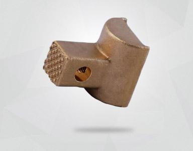 Gesenkschmiedestücke – Messing Dempan